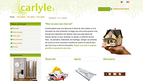 Projet web - Carlyle